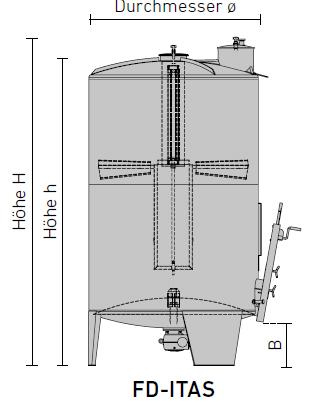 Схема FD-ITAS