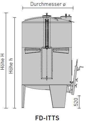 Схема FD-ITTS