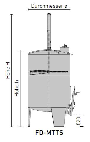 Схема FD-MTTS