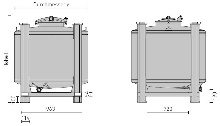 Схема ST-T